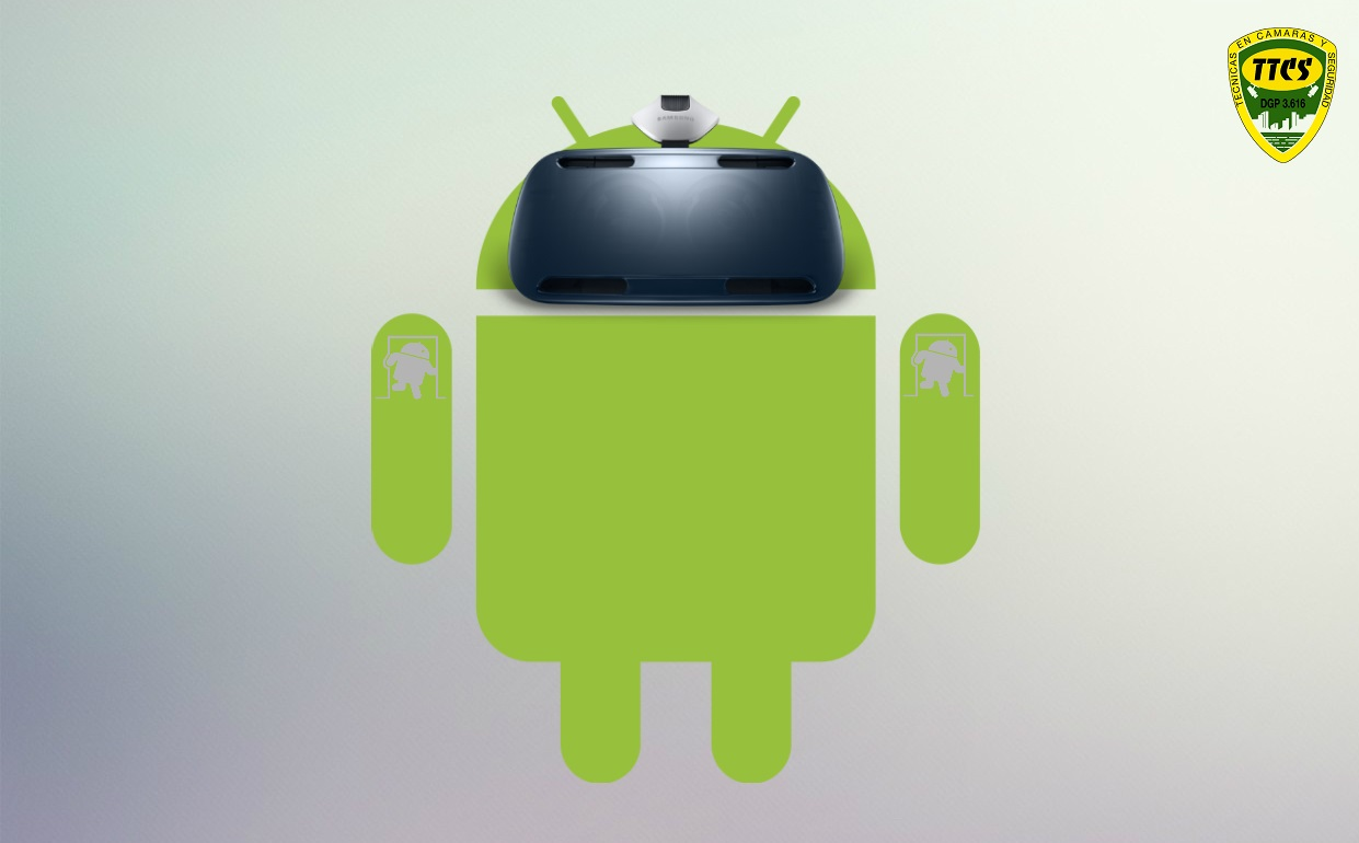 android vr realidad virtual