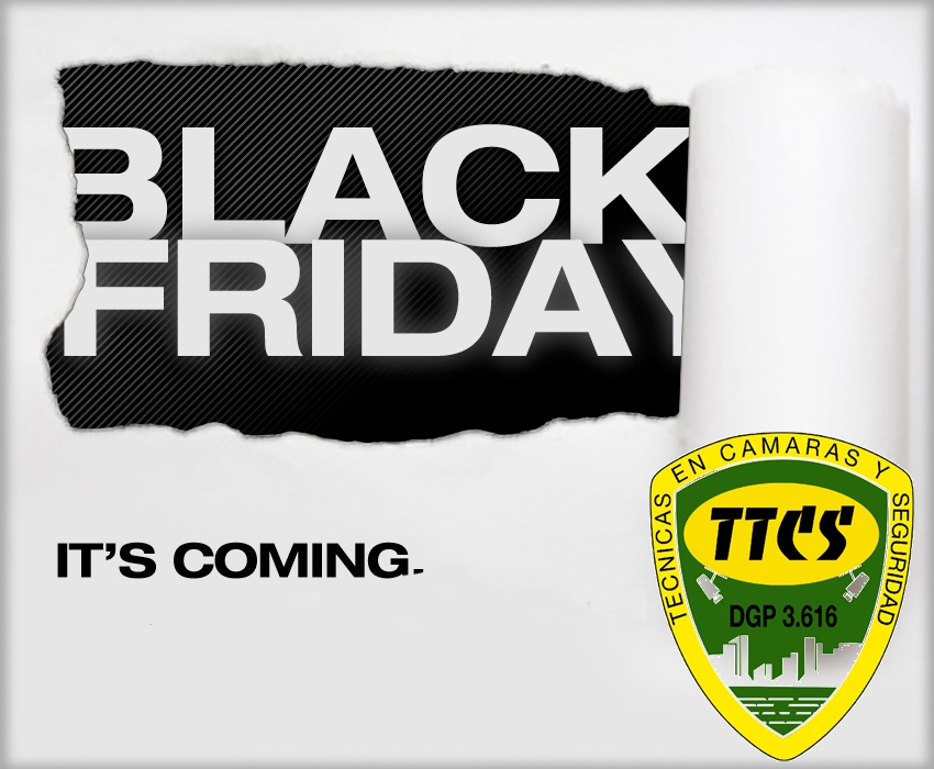 Black Friday its coming