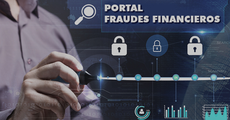 seguridad, fraude financiero