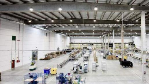 Centro logistico de Amazon Madrid - Robo empleados