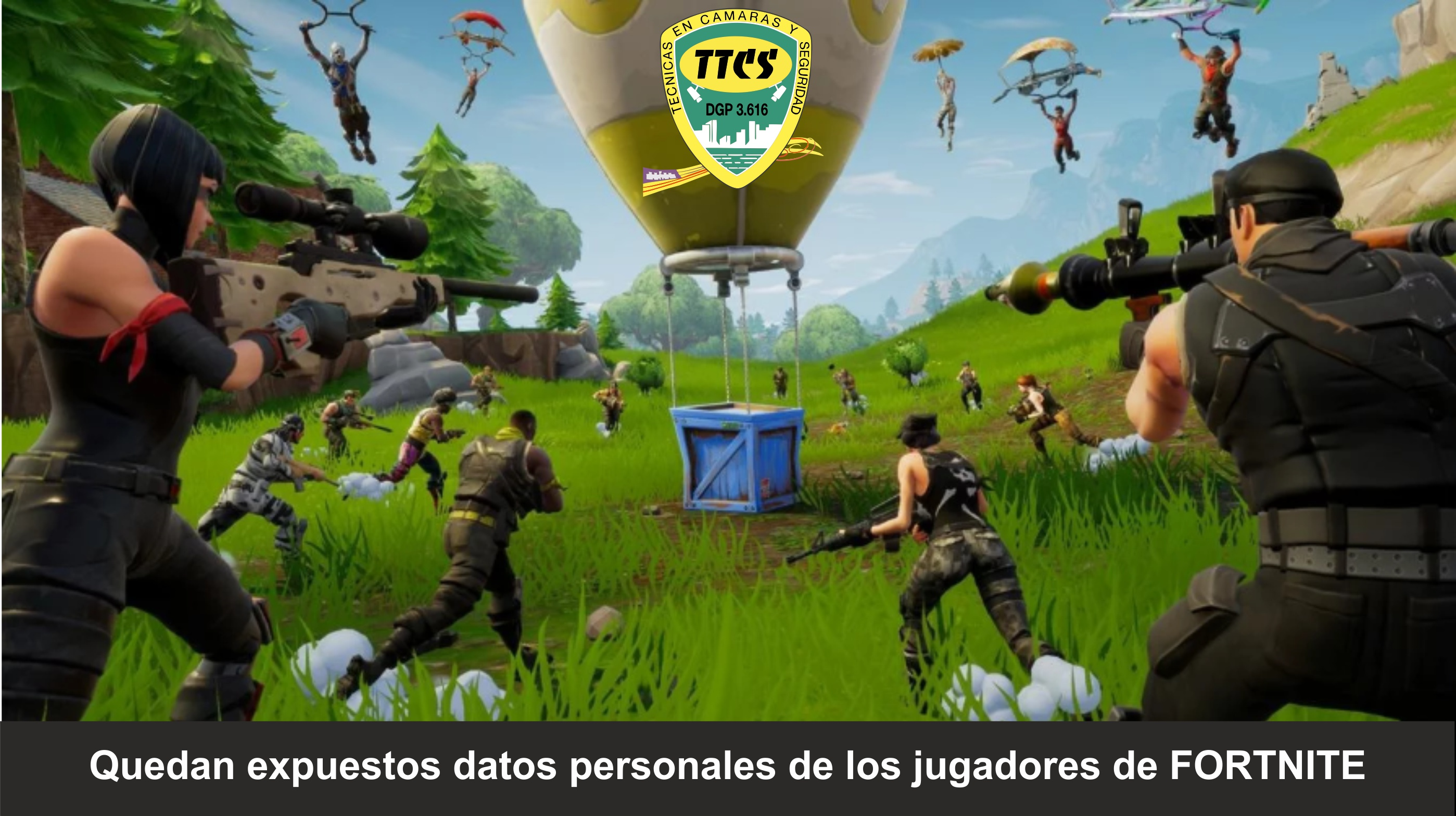 FORNITE DATOS DESCUBIERTOS